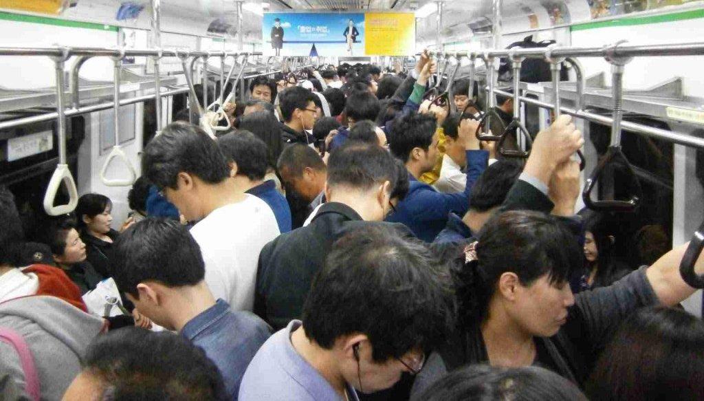 Commuter congestion