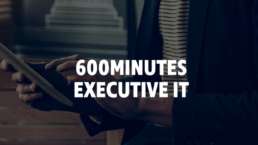 600Minutes Executive IT Denmark 2020