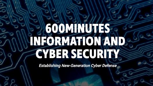 600Minutes Information and Cyber Security Sweden 2020