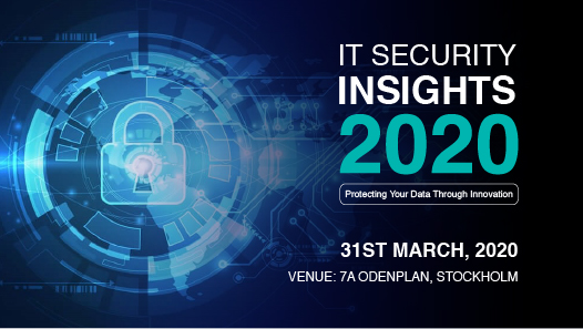 IT Security Insights 2020, Stockholm