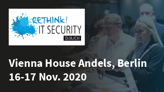 Rethink! IT Security 2020