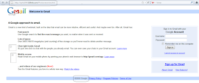 Be Aware Of Gmail Phishing Pages Zscaler
