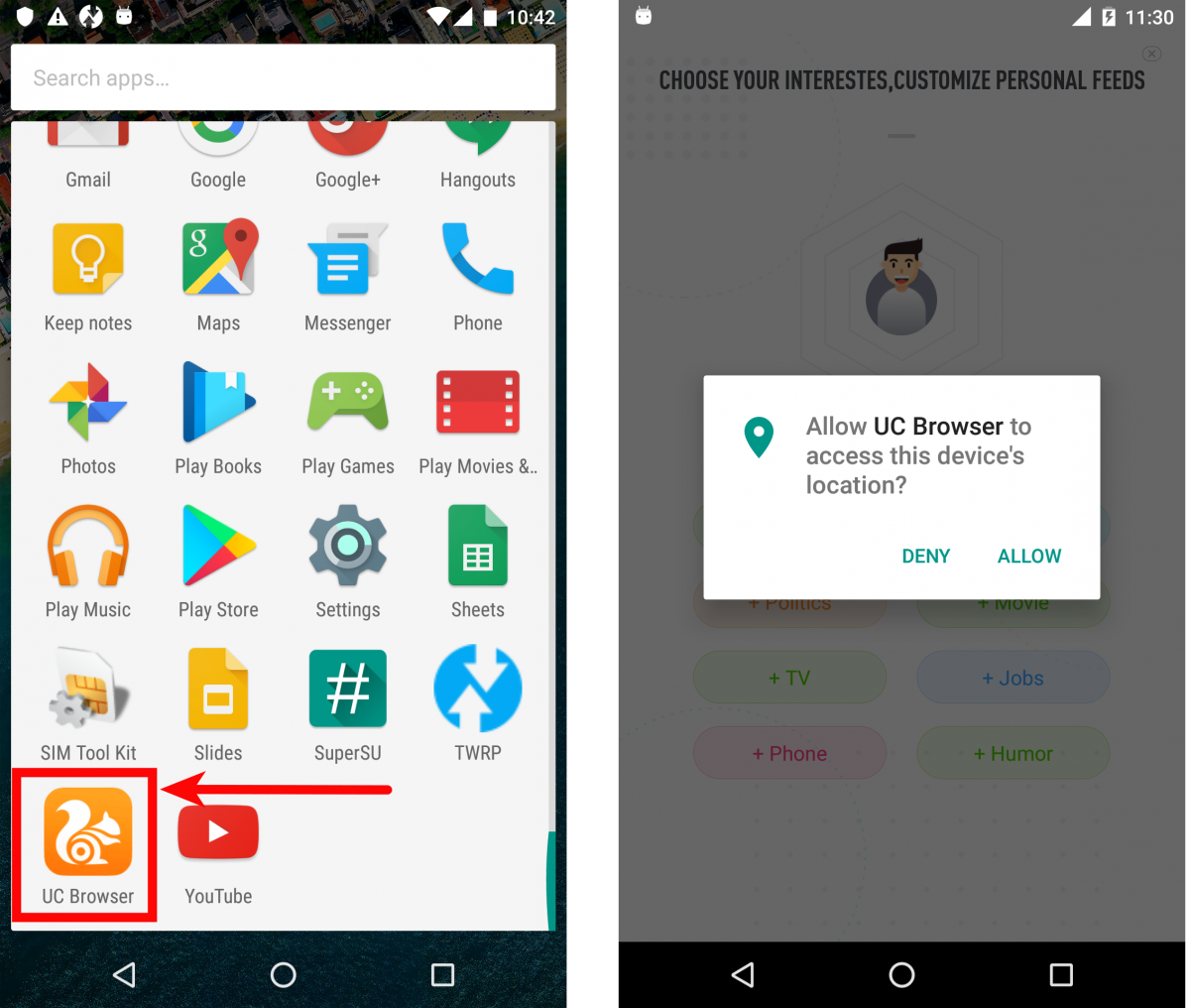 UC Browser App Abuses May Have Exposed 500 Million Users