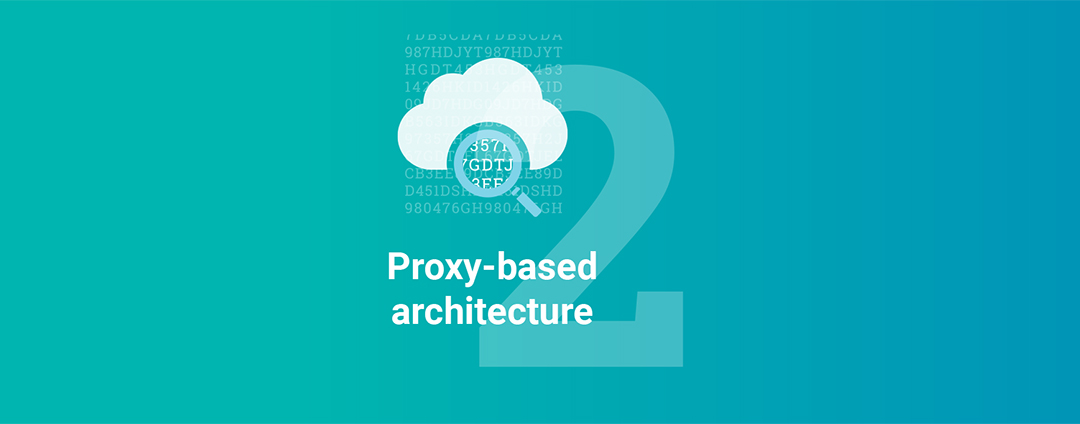 Proxy-based security: a pillar of the cloud-first architecture