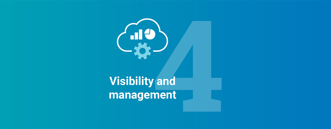 See Clearly, Decide Wisely with Visibility and Management