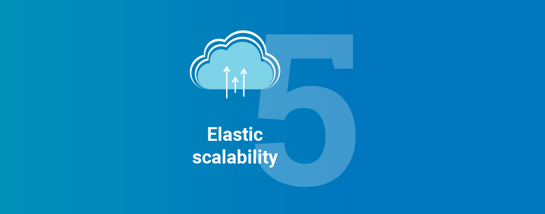 Elastic scalability matters…because you can't predict the future