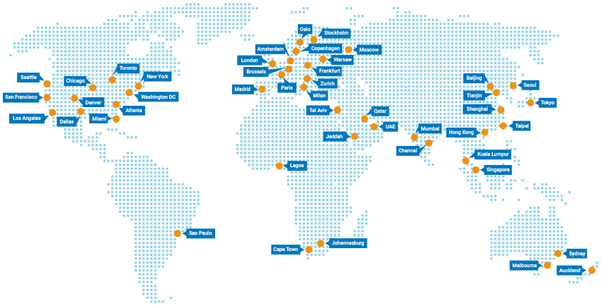 zscaler global data centers