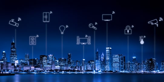 The challenge of IoT security