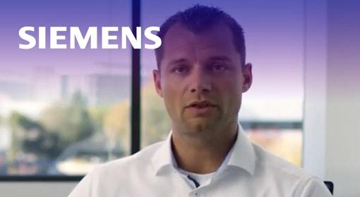 Siemens - ネットワークのクラウド対応で70%のコスト削減を実現